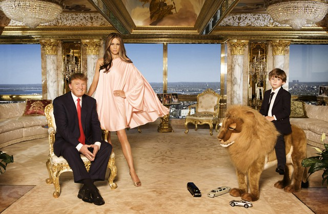 Ngắm căn Penthouse trăm triệu USD của TT Donald Trump: Dát vàng 24K mọi nơi, chi phí bảo an tốn cả triệu USD mỗi ngày - Ảnh 3.