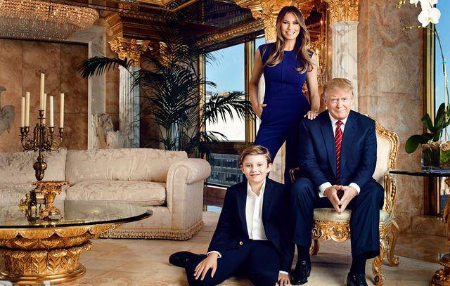 Ngắm căn Penthouse trăm triệu USD của TT Donald Trump: Dát vàng 24K mọi nơi, chi phí bảo an tốn cả triệu USD mỗi ngày - Ảnh 4.