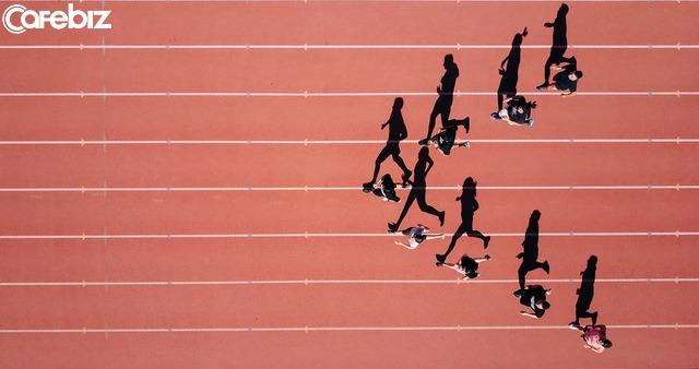 Nhìn nỗ lực của các vận động viên đỉnh cao, tôi đã ngộ ra được nhiều điều: Sử dụng cạnh tranh hợp lý, tận dụng sức mạnh của lòng kiên trì, có mục tiêu, học hỏi từ thất bại... - Ảnh 2.