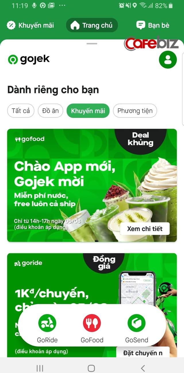 Gojek Việt Nam chính thức thế chân GoViet, đổi tên GoBike thành GoRide, nhắm phát triển mảng Thanh toán và xây dựng 3 siêu ứng dụng - Ảnh 1.