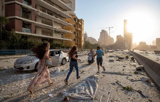 NÓNG: Nổ cực lớn, như bom nguyên tử ở Li-băng, hậu quả khủng khiếp - LHQ, Mỹ, Nga lên tiếng khẩn cấp - Ảnh 8.