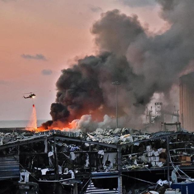 NÓNG: Nổ cực lớn, như bom nguyên tử ở Li-băng, hậu quả khủng khiếp - LHQ, Mỹ, Nga lên tiếng khẩn cấp - Ảnh 15.