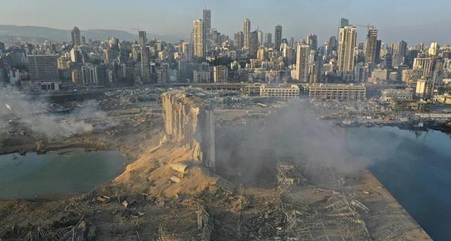 NÓNG: Nổ cực lớn, như bom nguyên tử ở Li-băng, hậu quả khủng khiếp - LHQ, Mỹ, Nga lên tiếng khẩn cấp - Ảnh 1.