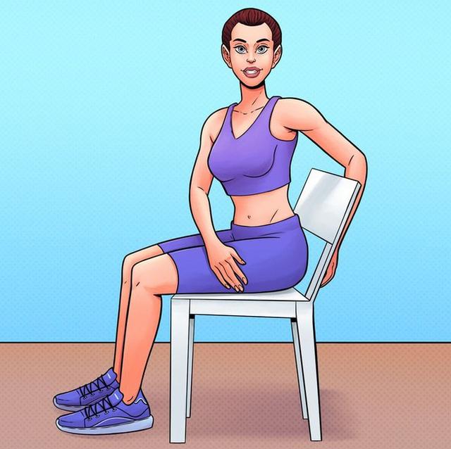 Có 5 vị trí trên cơ thể hay bị đau mỏi nhất, bao gồm cả cổ, vai: Làm ngay việc này để giảm căng thẳng ở những vùng cơ thể đó - Ảnh 2.