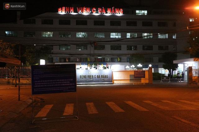 0h ngày 8/8: Bệnh viện C Đà Nẵng chính thức kết thúc phong tỏa - Ảnh 11.