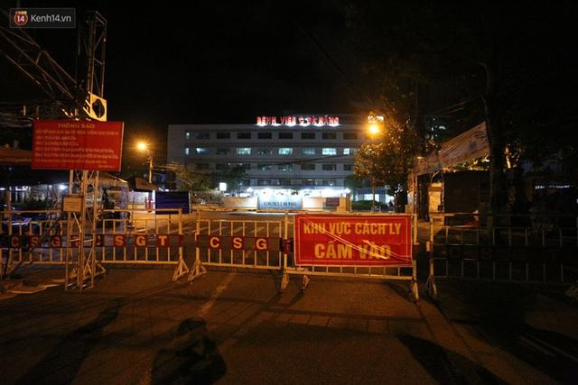 0h ngày 8/8: Bệnh viện C Đà Nẵng chính thức kết thúc phong tỏa - Ảnh 12.
