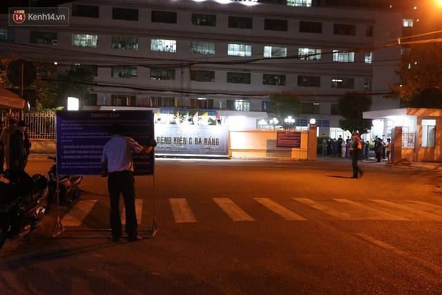 0h ngày 8/8: Bệnh viện C Đà Nẵng chính thức kết thúc phong tỏa - Ảnh 5.