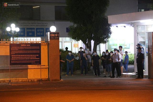 0h ngày 8/8: Bệnh viện C Đà Nẵng chính thức kết thúc phong tỏa - Ảnh 9.