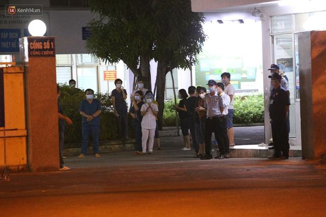 0h ngày 8/8: Bệnh viện C Đà Nẵng chính thức kết thúc phong tỏa - Ảnh 10.