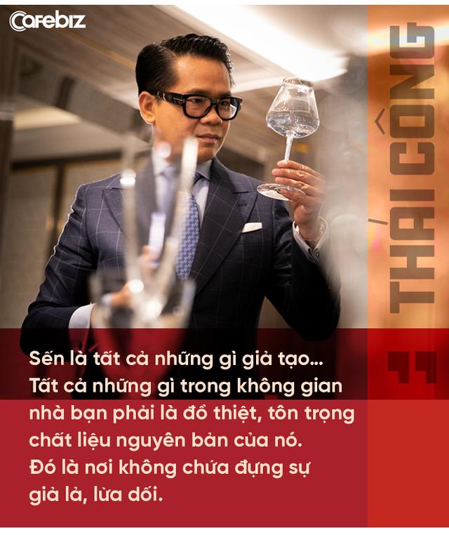 NTK triệu đô Quách Thái Công: Tiền, mua được sự xa xỉ nhưng chưa chắc mua được sự sang trọng! - Ảnh 3.