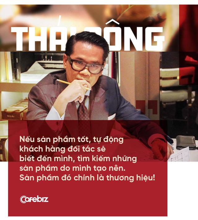 NTK triệu đô Quách Thái Công: Tiền, mua được sự xa xỉ nhưng chưa chắc mua được sự sang trọng! - Ảnh 9.