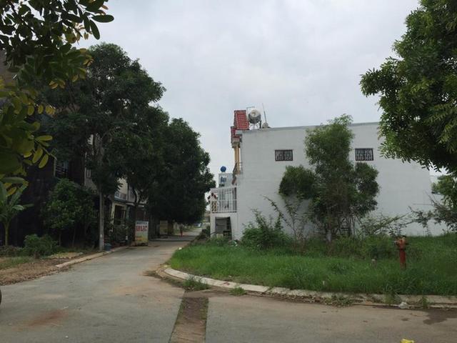 Kiến nghị công an vào cuộc kiểm tra dự án chưa giao đất đã bán hơn 200 căn nhà - Ảnh 2.