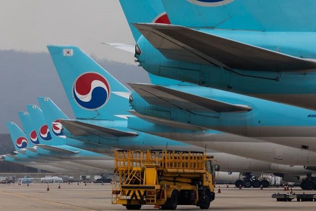 Bất chấp Covid-19, hàng không Hàn Quốc vẫn lãi nhờ vận chuyển đồ công nghệ tăng cao - Ảnh 1.