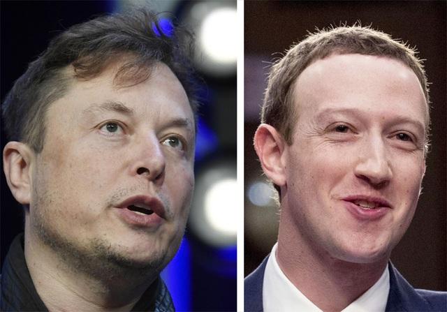 Sau chia tách cổ phiếu Tesla, ông Elon Musk giờ giàu hơn cả Mark Zuckerberg - Ảnh 1.