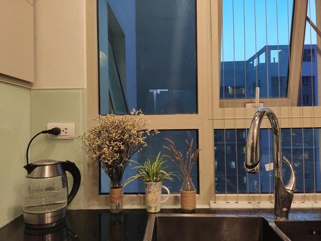 Mùa Vu Lan, vợ chồng con gái dành tâm sức hoàn thiện nội thất căn hộ 65m² với chi phí 500 triệu đồng dành tặng mẹ ở Hà Nội - Ảnh 10.
