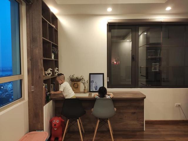 Mùa Vu Lan, vợ chồng con gái dành tâm sức hoàn thiện nội thất căn hộ 65m² với chi phí 500 triệu đồng dành tặng mẹ ở Hà Nội - Ảnh 14.