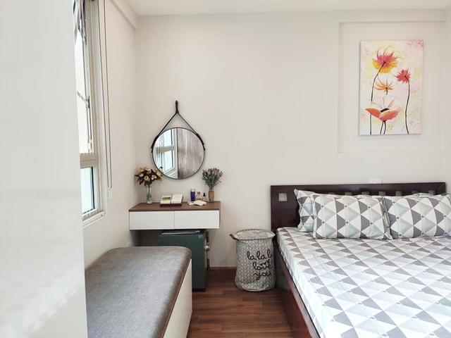 Mùa Vu Lan, vợ chồng con gái dành tâm sức hoàn thiện nội thất căn hộ 65m² với chi phí 500 triệu đồng dành tặng mẹ ở Hà Nội - Ảnh 16.