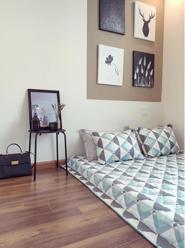 Mùa Vu Lan, vợ chồng con gái dành tâm sức hoàn thiện nội thất căn hộ 65m² với chi phí 500 triệu đồng dành tặng mẹ ở Hà Nội - Ảnh 17.