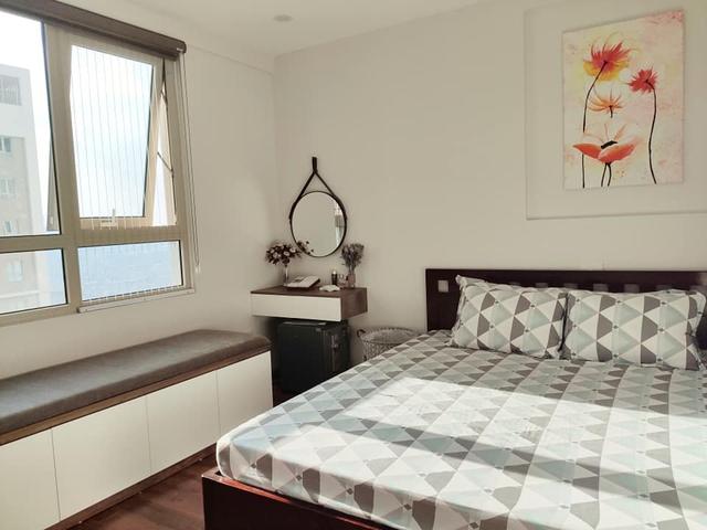 Mùa Vu Lan, vợ chồng con gái dành tâm sức hoàn thiện nội thất căn hộ 65m² với chi phí 500 triệu đồng dành tặng mẹ ở Hà Nội - Ảnh 19.