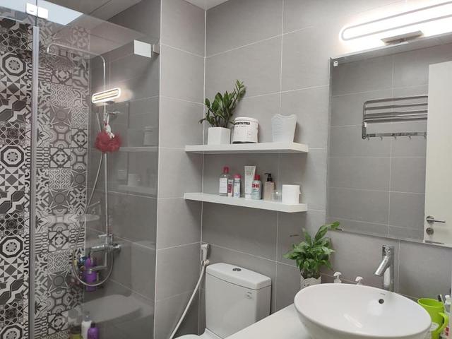 Mùa Vu Lan, vợ chồng con gái dành tâm sức hoàn thiện nội thất căn hộ 65m² với chi phí 500 triệu đồng dành tặng mẹ ở Hà Nội - Ảnh 20.