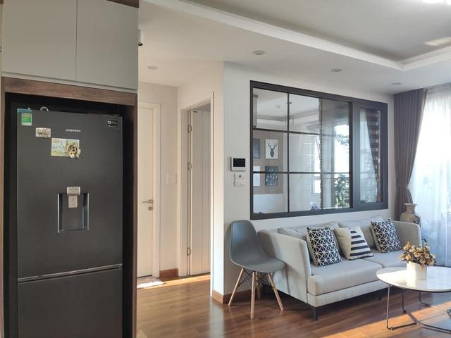 Mùa Vu Lan, vợ chồng con gái dành tâm sức hoàn thiện nội thất căn hộ 65m² với chi phí 500 triệu đồng dành tặng mẹ ở Hà Nội - Ảnh 4.