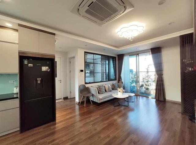 Mùa Vu Lan, vợ chồng con gái dành tâm sức hoàn thiện nội thất căn hộ 65m² với chi phí 500 triệu đồng dành tặng mẹ ở Hà Nội - Ảnh 5.