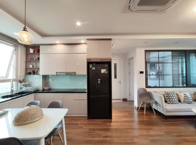 Mùa Vu Lan, vợ chồng con gái dành tâm sức hoàn thiện nội thất căn hộ 65m² với chi phí 500 triệu đồng dành tặng mẹ ở Hà Nội - Ảnh 9.