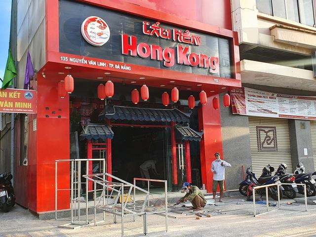 Đà Nẵng tất bật trước giờ G cho phép nhà hàng, quán ăn phục vụ tại chỗ  - Ảnh 5.