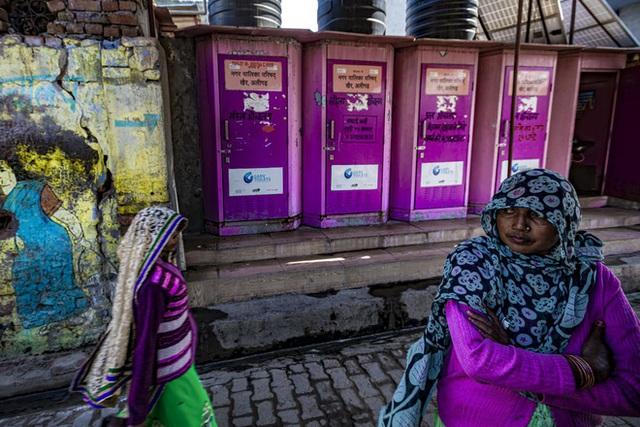 Đây là căn nhà vệ sinh không thể phá hủy - Chiếc chìa khóa cứu Ấn Độ khỏi tình trạng đại tiện lung tung - Ảnh 5.