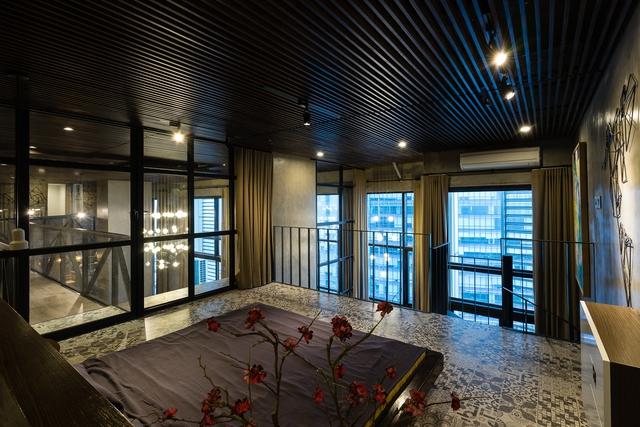 Căn hộ tiệc tùng trong tòa nhà cao nhất Hà Nội - Ảnh 12.
