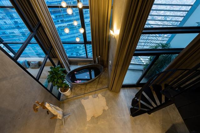 Căn hộ tiệc tùng trong tòa nhà cao nhất Hà Nội - Ảnh 13.
