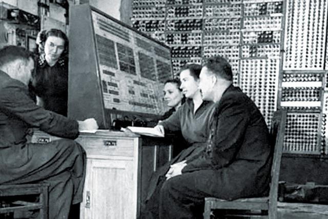 Liên Xô từng suýt phát minh ra mạng Internet như thế nào? - Ảnh 1.