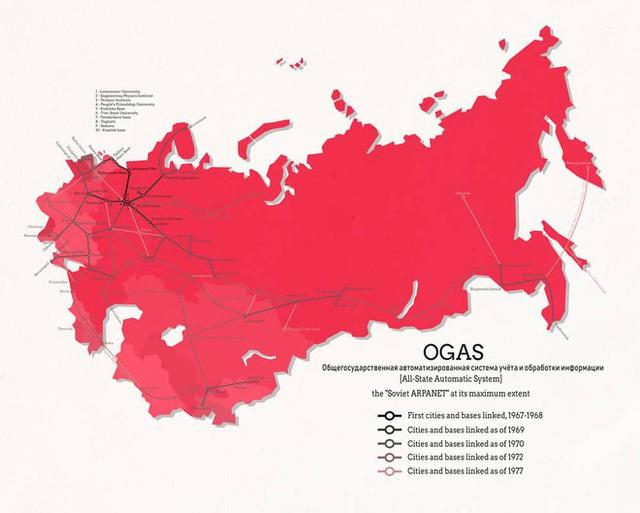 Liên Xô từng suýt phát minh ra mạng Internet như thế nào? - Ảnh 3.