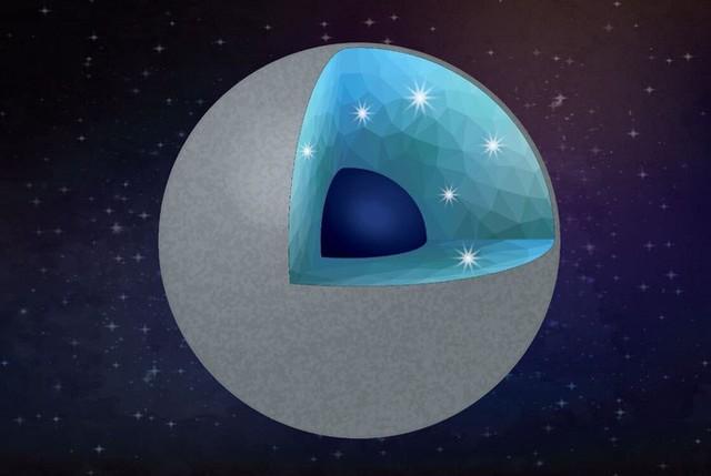 Phát hiện hành tinh đắt giá nhất vũ trụ, làm bằng… kim cương  - Ảnh 1.