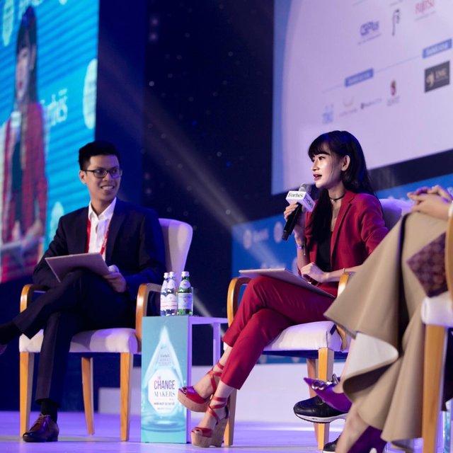 Từ nữ sinh ĐH Ngoại thương đến GĐ thương hiệu xả vải P&G toàn cầu, Tôn Nữ Tường Vân tiết lộ bí quyết giúp phụ nữ thành công - Ảnh 2.