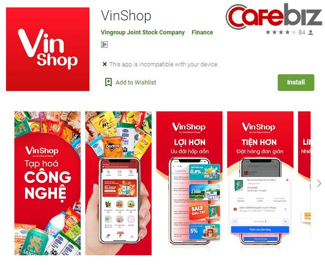 Vì sao Vingroup âm thầm xây app VinShop, tiến quân vào miếng bánh lớn nhất của thị trường bán lẻ mang tên bách hóa? - Ảnh 3.
