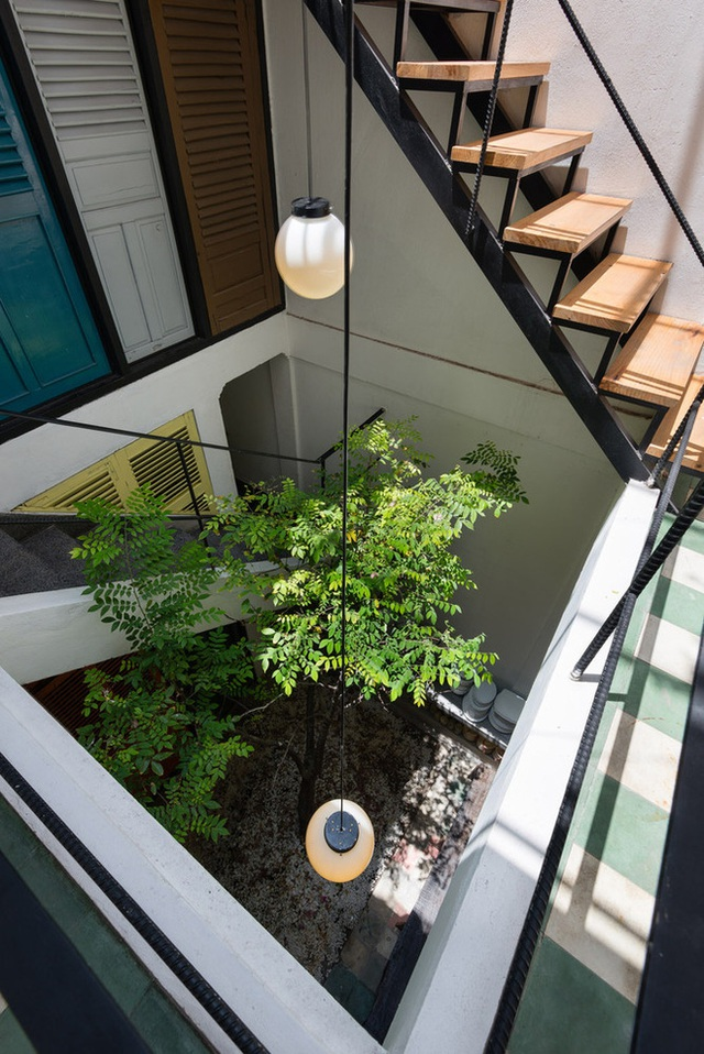 Tp.HCM: Căn nhà nhiều cửa sổ đẹp ngỡ ngàng sau khi được cải tạo bằng những đồ dùng bỏ đi - Ảnh 20.