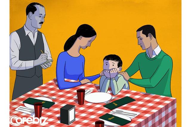 Cha mẹ nên chấp nhận mọi cảm xúc của con mình: Một đứa trẻ cũng biết buồn - Phụ huynh đừng áp đặt hay ra lệnh - Ảnh 1.