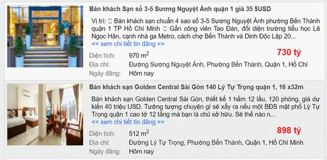 Khách sạn 4 sao có hồ bơi, view ngắm cảnh đêm Sài Gòn được rao bán với giá bất ngờ - Ảnh 8.