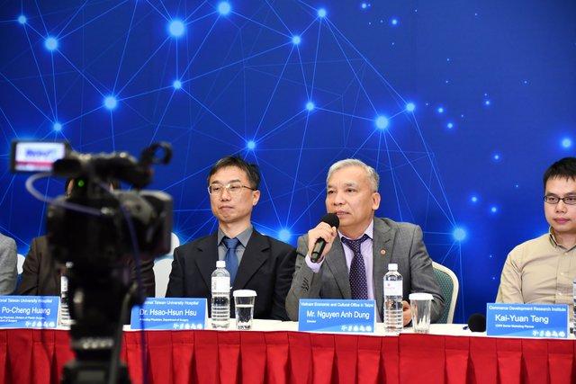 Hy vọng một cuộc sống khỏe mạnh hơn, các chuyên gia y tế Đài Loan và Việt Nam hợp tác đem lại những giá trị tốt đẹp cho cộng đồng - Ảnh 1.