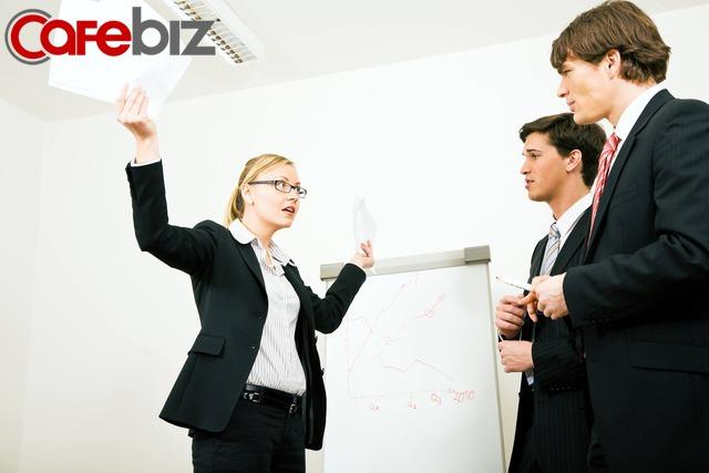 Vì sao làm sếp không nên quá hòa nhã, có lúc cần biết cách khích tướng nhân viên? - Ảnh 1.