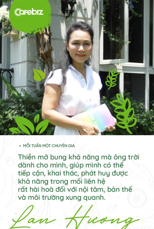Health Coach Trần Lan Hương: Bộ ba bom tấn NGỌT, MẶN, BÉO trong thức ăn đang âm thầm ĐÁNH THUỐC MÊ lên vị giác và não bộ của chúng ta - Ảnh 8.