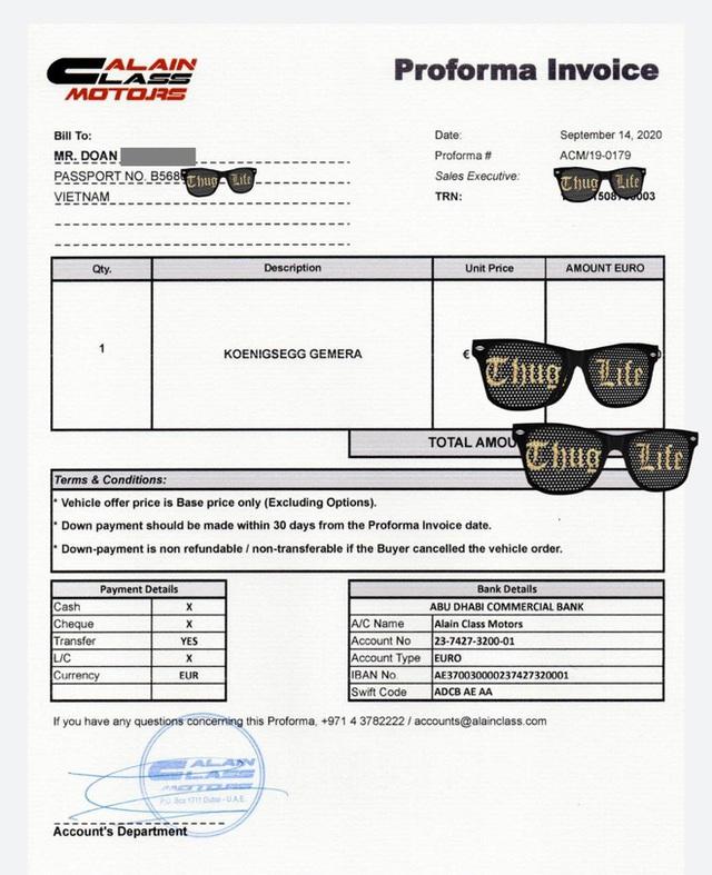Rộ tin người Việt mua Koenigsegg Gemera: Siêu xe trăm tỷ chung nguồn gốc với Pagani Huayra của Minh nhựa và McLaren Senna của Hoàng Kim Khánh - Ảnh 1.