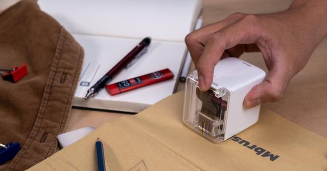 """Test nhanh máy in nhỏ nhất thế giới: in được mọi chất liệu, """"xăm tha thu"""" trên người ngon ơ! - Ảnh 1."""