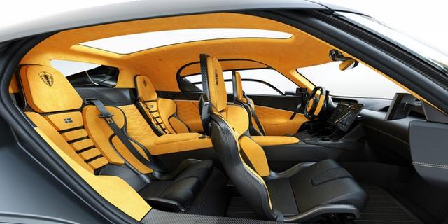 Rộ tin người Việt mua Koenigsegg Gemera: Siêu xe trăm tỷ chung nguồn gốc với Pagani Huayra của Minh nhựa và McLaren Senna của Hoàng Kim Khánh - Ảnh 3.