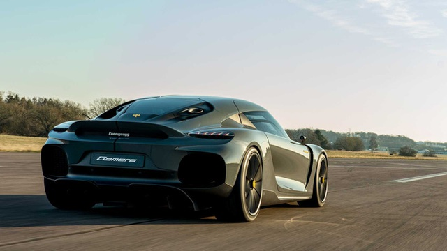 Rộ tin người Việt mua Koenigsegg Gemera: Siêu xe trăm tỷ chung nguồn gốc với Pagani Huayra của Minh nhựa và McLaren Senna của Hoàng Kim Khánh - Ảnh 5.