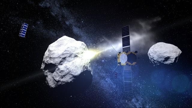 Đâm tàu vũ trụ vào thiên thạch ở tốc độ 23760 km/h: Châu Âu và Mỹ lên kế hoạch cứu Trái Đất khỏi họa diệt vong - Ảnh 1.