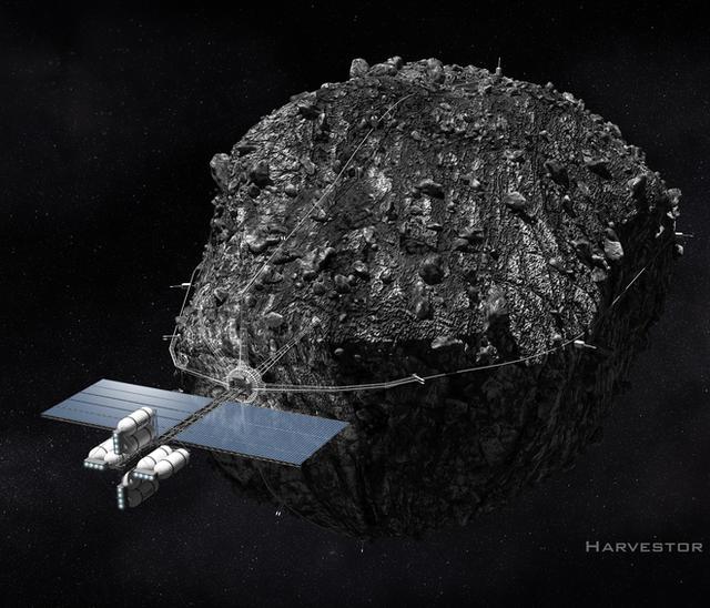 Đây là cách ngành khai khoáng thiên thạch sẽ giúp ta cứu lấy Trái Đất, đồng thời tạo ra một thế hệ nghìn tỷ phú - Ảnh 4.