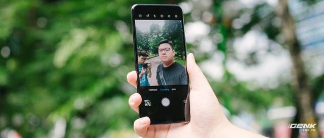 Trên tay smartphone có camera ẩn dưới màn hình đầu tiên trên thế giới: Chất lượng không như kỳ vọng - Ảnh 22.
