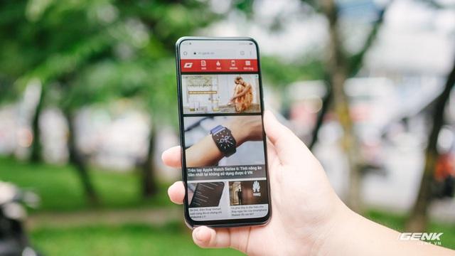 Trên tay smartphone có camera ẩn dưới màn hình đầu tiên trên thế giới: Chất lượng không như kỳ vọng - Ảnh 7.
